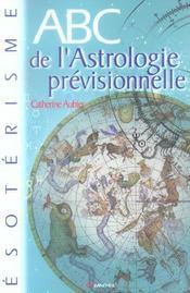 Abc de l'astrologie prévisionnelle - Intérieur - Format classique