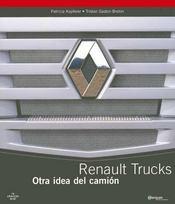 Renault trucks otra idea des camion -espagnol - Intérieur - Format classique