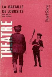 Revue L'Avant-Scene Theatre ; La Bataille De Lobovitz - Couverture - Format classique