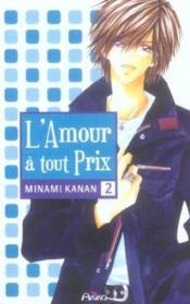 L'Amour A Tout Prix T.2 - Couverture - Format classique