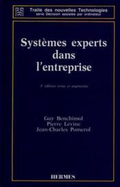 Systemes experts entrepri - Couverture - Format classique