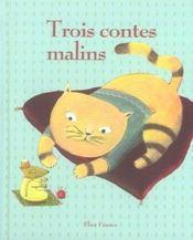 Trois contes malins - Intérieur - Format classique