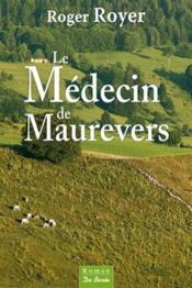 Le médecin de Maurevers - Couverture - Format classique
