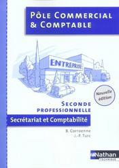 Pole Commercial Et Comptable - Intérieur - Format classique