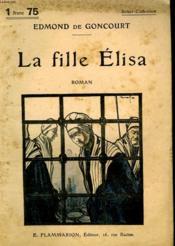 La Fille Elisa. Collection : Select Collection N° 273 - Couverture - Format classique
