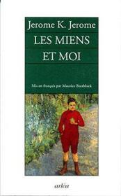 Miens Et Moi (Les) - Couverture - Format classique