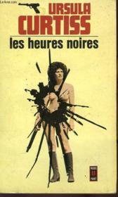 Les Heures Noires - The Deadly Climate - Couverture - Format classique