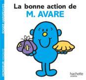 La bonne action de Monsieur Avare - Couverture - Format classique