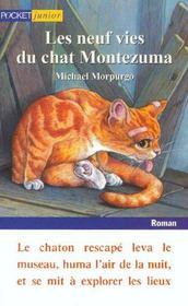 Les neuf vies du chat montezuma - Intérieur - Format classique