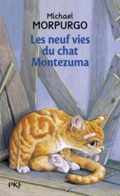 Les neuf vies du chat montezuma - Couverture - Format classique