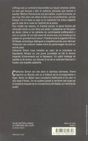 On Ne Quittera Jamais Le Territoire Des Loups - 4ème de couverture - Format classique