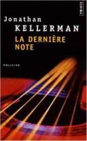 La Derniere Note - Couverture - Format classique