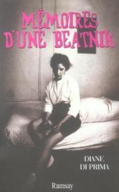 Memoires d une beatnik - Couverture - Format classique