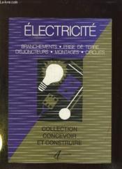 Electricite - Couverture - Format classique
