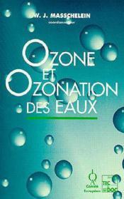 Ozone et ozonation des eaux (2. ed.) - Couverture - Format classique