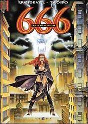 666 t.1 ; ante demonium - Intérieur - Format classique