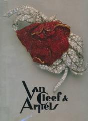 Van Cleef Et Arpels - Couverture - Format classique