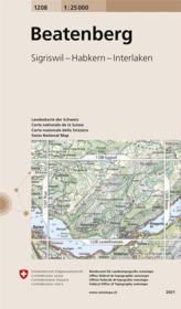 Beatenberg - Couverture - Format classique
