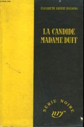 La Candide Madame Duff. ( The Innocent Mrs. Duff) .Collection : Serie Noire Sans Jaquette N° 149 - Couverture - Format classique