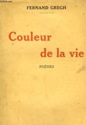 Couleur De La Vie. - Couverture - Format classique