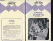Captive Du Destin - Couverture - Format classique