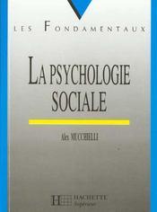 La Psychologie Sociale - Intérieur - Format classique