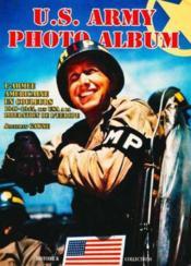 Us army photo album 1941-1945 - Couverture - Format classique