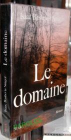 Le Domaine. - Couverture - Format classique