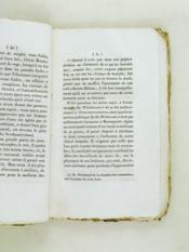Extraits de Lettres écrites pendant la Traversée de Spithead à Sainte-Hélène, et durant quelques mois de séjour dans cette isle [ Edition originale ] - Couverture - Format classique
