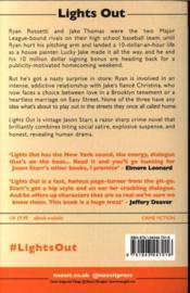 Lights Out - 4ème de couverture - Format classique