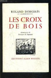 Les Croix De Bois - Couverture - Format classique