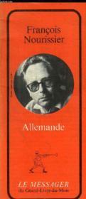 Allemande - N° 54 - Aout 1973 - Couverture - Format classique