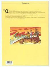 Les eaux de Mortelune ; intégrale t.2 ; t.6 à t.10 - 4ème de couverture - Format classique