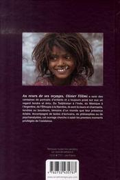 A HAUTEUR DE ; à hauteur d'enfants - 4ème de couverture - Format classique