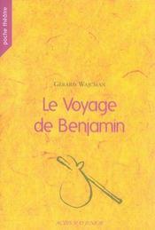 Le voyage de benjamin - Intérieur - Format classique