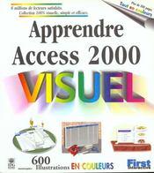 Apprendre Access 2000 - Intérieur - Format classique