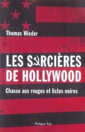 Les Sorcieres D' Hollywood - Intérieur - Format classique