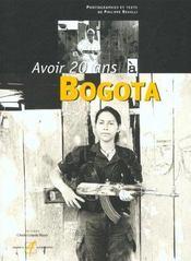 Avoir 20 Ans A Bogota - Intérieur - Format classique