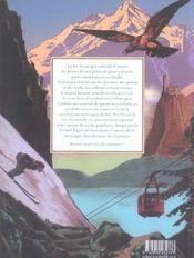 Histoires de montagnes - 4ème de couverture - Format classique