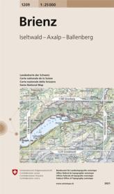 Brienz - Couverture - Format classique