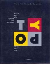 Typographie ; Quand Quoi Qui - Intérieur - Format classique