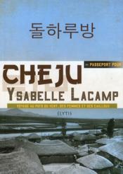 PASSEPORT POUR ; Cheju - Couverture - Format classique