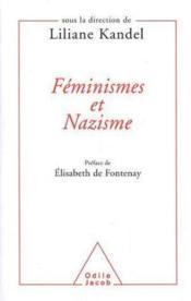 Feminismes et nazisme - Couverture - Format classique