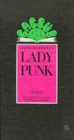 Lady punk - Couverture - Format classique