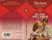 Un Pari sur l'amour - Couverture - Format classique