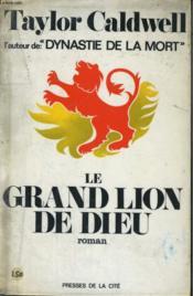 Le Grand Lion De Dieu - Couverture - Format classique