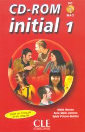 Cdrom initial 1 - Couverture - Format classique