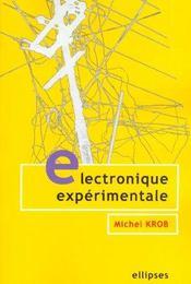 Electronique Experimentale - Intérieur - Format classique