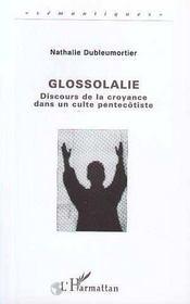 Glossolalie, Discours De La Croyance Dans Un Culte Pentecotiste - Intérieur - Format classique