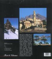 Corse (Vente Ferme) - 4ème de couverture - Format classique
